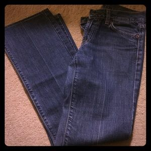 7 For All Mankind-Women's Size 26 Bootcut Jeans